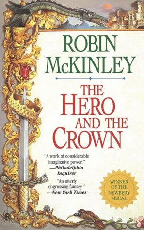 The Hero and the Crown (Damar, #2)