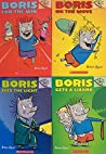 Boris Sees the Light, Boris for the Win, Boris Gets a Lizard and Boris on the Move - 4 Book Set