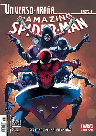 The Amazing Spider-Man, Vol. 3: Universo-Araña, parte 2