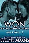 Won (For the Billionaire's Pleasure: Luke & Claire #3)