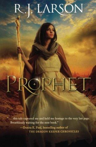 Prophet (Books of the Infinite, #1)