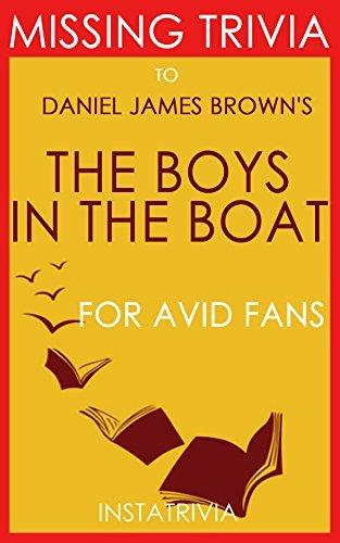 The Boys in the Boat - Daniel James Brown