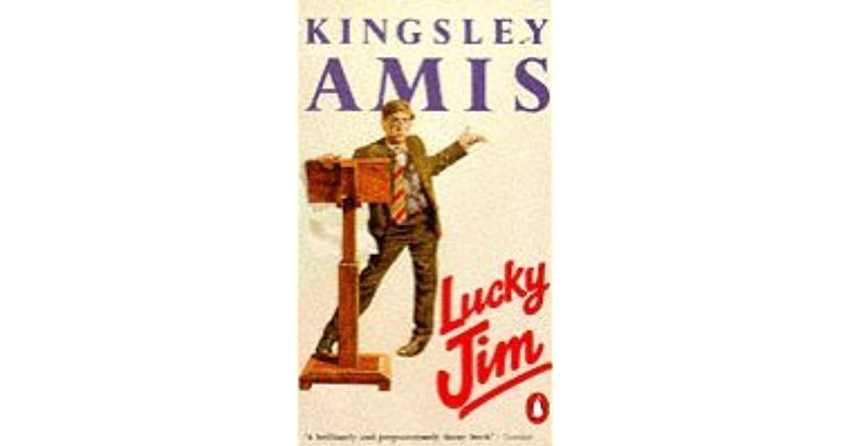 a review of amis s lucky jim