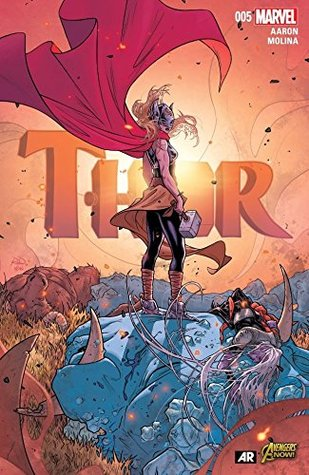 Thor (2014-2015) #5 by Jason Aaron
