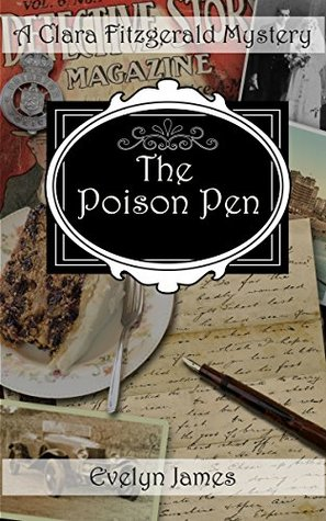 The Poison Pen by Evelyn James