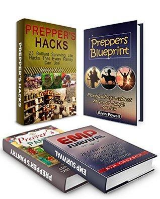 Prepper's Hacks Box Set: Steps on How to Increase Emergency Preparedness With Steps For Natural Disaster Responce (Prepper's Hacks, prepper supplies, preppers survival)