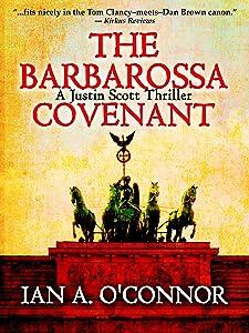 The Barbarossa Covenant (Justin Scott #2)