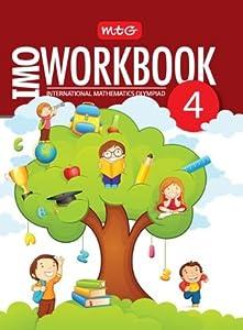 MTG International Mathematics Olympiad (IMO) Work Book - Class 4