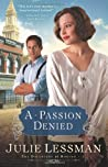 A Passion Denied (The Daughters of Boston, #3)