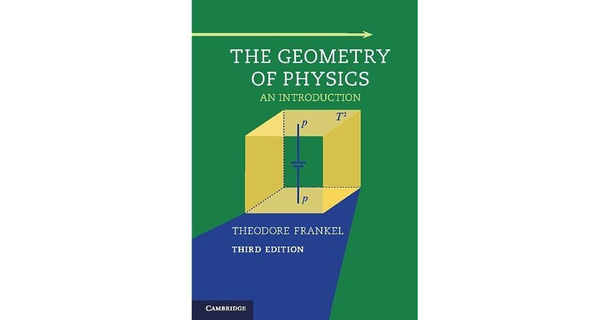 the geometry of physics frankel pdf