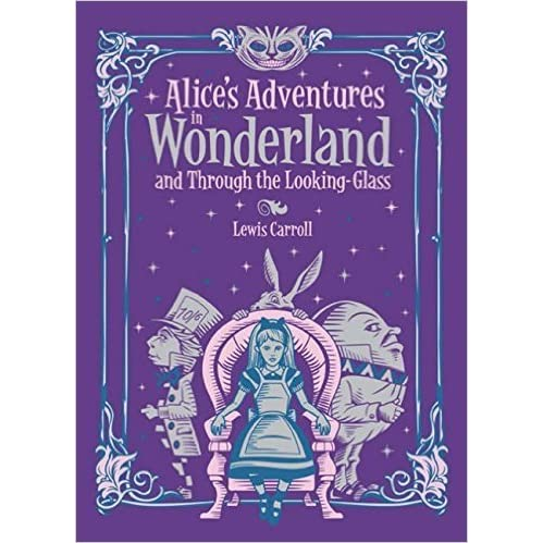 an analysis of alices unsuccessful journey through wonderland in lewis carrolls novel alices adventu Of his novel alice's adventures in wonderland have alice through the looking glass, lewis carroll's story s adventures in wonderland and alice through the.