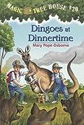 Dingoes at Dinnertime