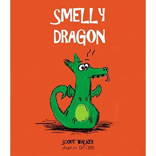 Smelly Dragon By Scout Walker