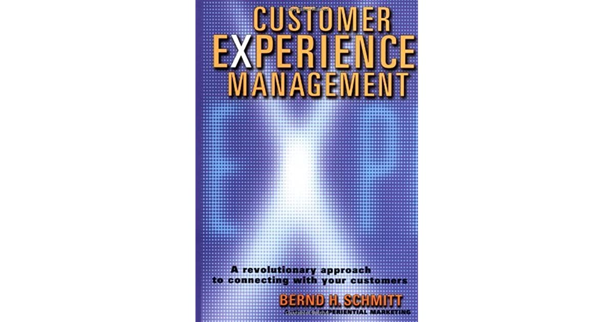 Customer Experience Management Book
