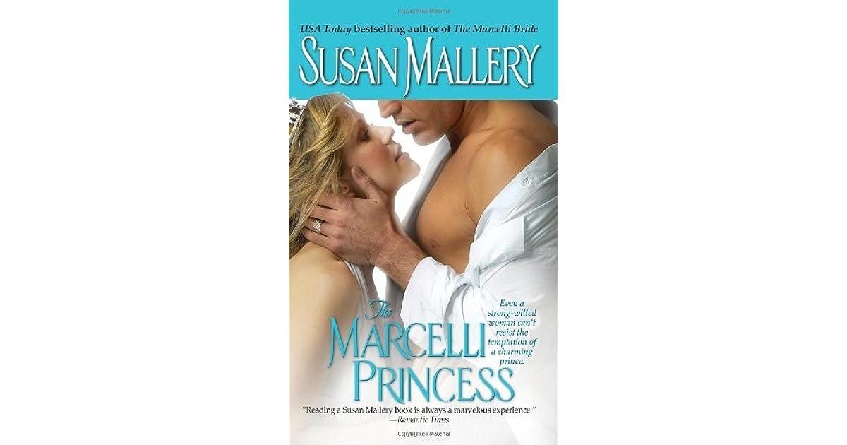 susan mallery the marcelli bride