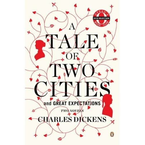 A Tale Of Two Cities  Great Expectations By Charles Dickens  Reviews, Discussion, Bookclubs, Lists