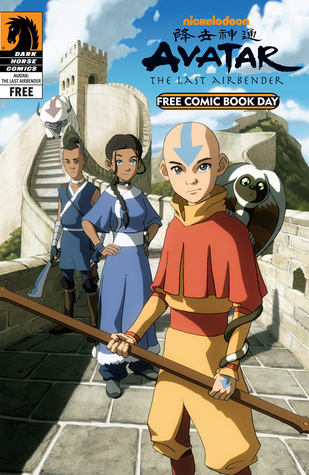 Avatar: The Last Airbender - Relics (Free Comic Book Day 2011)