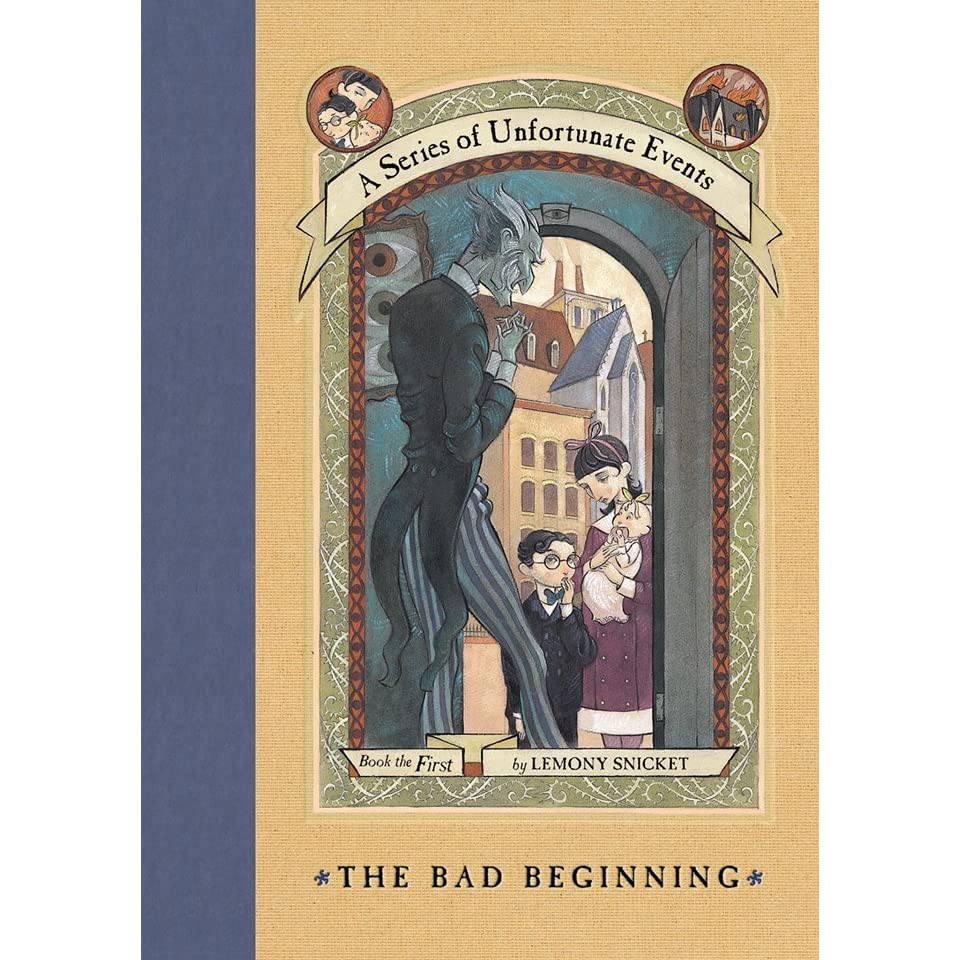 the bad beginning Written by lemony snicket, narrated by tim curry, full cast download the app and start listening to the bad beginning, a multi-voice recording today - free with a 30 day trial keep your audiobook forever, even if you cancel don't love a book swap it for free, anytime.