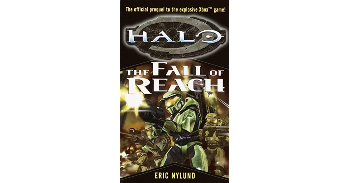 Halo The Fall Of Reach By Eric S Nylund