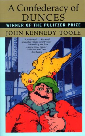A Confederacy of Dunces book cover