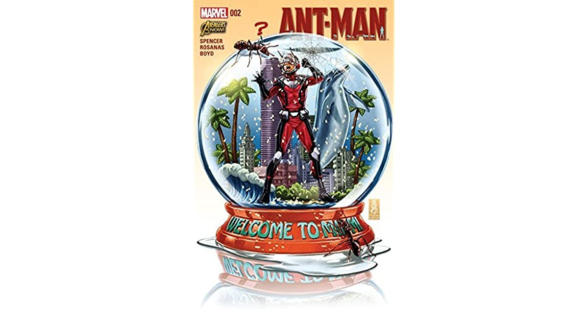 Ant-Man #2 by Nick Spencer