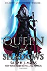 Book cover for Queen of Shadows (Throne of Glass, #4)
