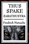 Book cover for Thus Spoke Zarathustra: A Book for All and None