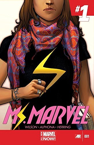 Ms. Marvel (2014-2015) #1
