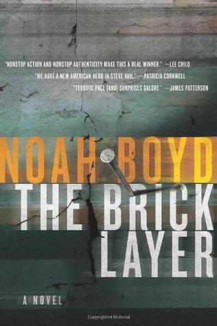 The Bricklayer (Steve Vail, #1)