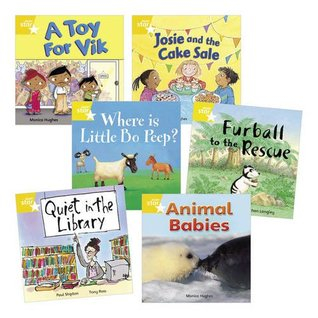 Learn at Home:Star Reading Yellow Level Pack (5 Fiction and 1 Non-fiction Book)