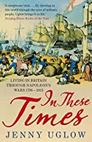 In These Times: Living in Britain Through Napoleon's Wars 1793-1815