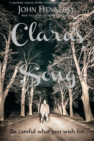 Clara's Song (Haunted Minds, #2)
