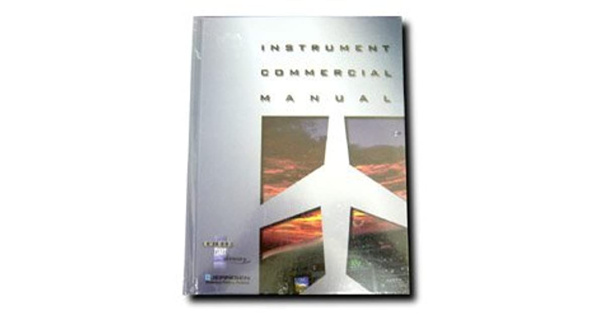 fb8e72f3a6d Jeppesen Guided Flight Discovery INSTRUMENT COMMERCIAL 2006 by ...