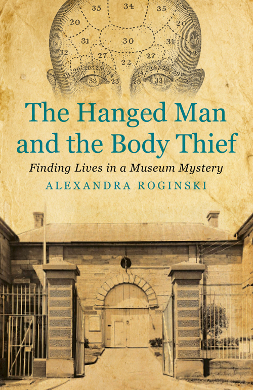The Hanged Man and the Body Thief - Finding Lives in a Museum Mystery