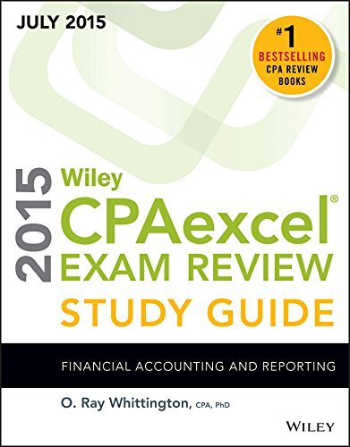 Wiley CPA Excel Exam Review 2015 Focus Notes Financial Accounting and Reporting