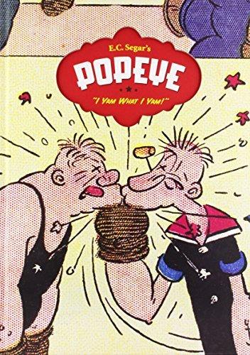 Popeye, Vol. 1: I Yam What I Yam!