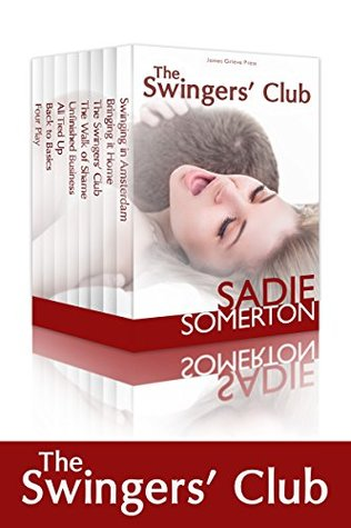The Swingers Club Boxed Set All Eight Cuckoldry And Swinging