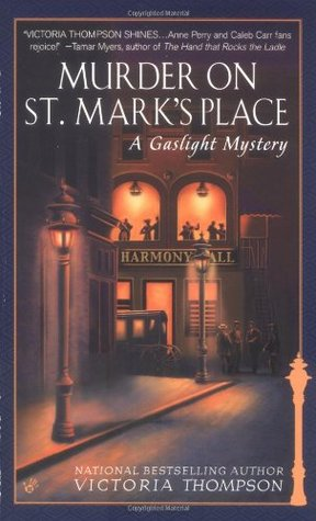 Murder on St. Mark's Place
