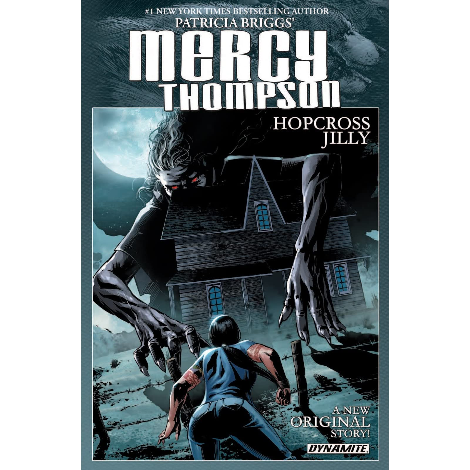 Mercy Thompson: Hopcross Jilly By Patricia Briggs €� Reviews, Discussion,  Bookclubs, Lists