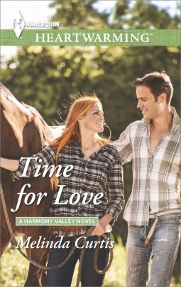 Time for Love (A Harmony Valley Novel #5)