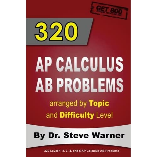 Level 1 160 Additional Questions with Answers 160 Questions with Solutions 320 SAT Math Subject Test Problems arranged by Topic and Difficulty Level