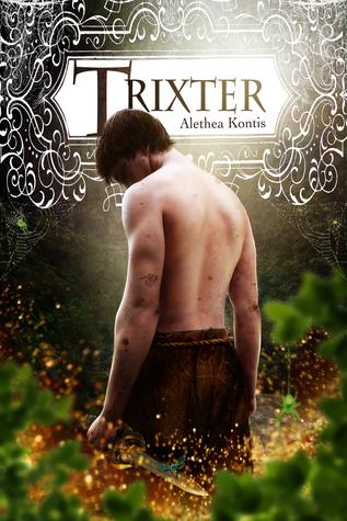 Trixter (The Trix Adventures #1; Books of Arilland #3)