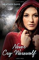 Never Cry Werewolf (Never Cry Werewolf, #1)