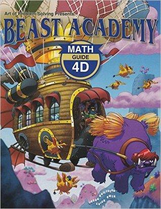 Beast Academy (Math Guide 4D)
