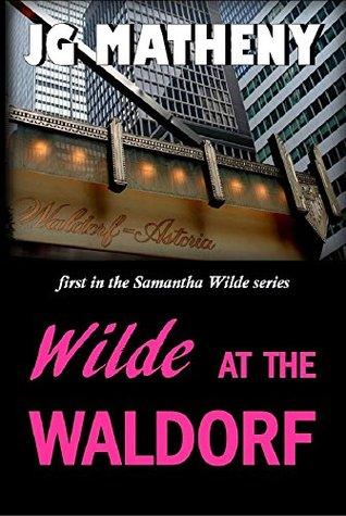 Wilde at the Waldorf by J.G. MAtheny