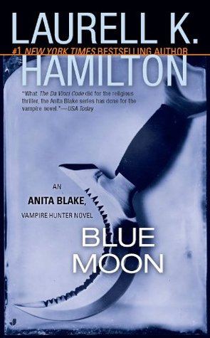 Blue Moon (Anita Blake, Vampire Hunter, #8)