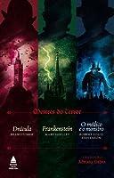 Mestres do terror: Drácula, Frankenstein e O médico e o monstro