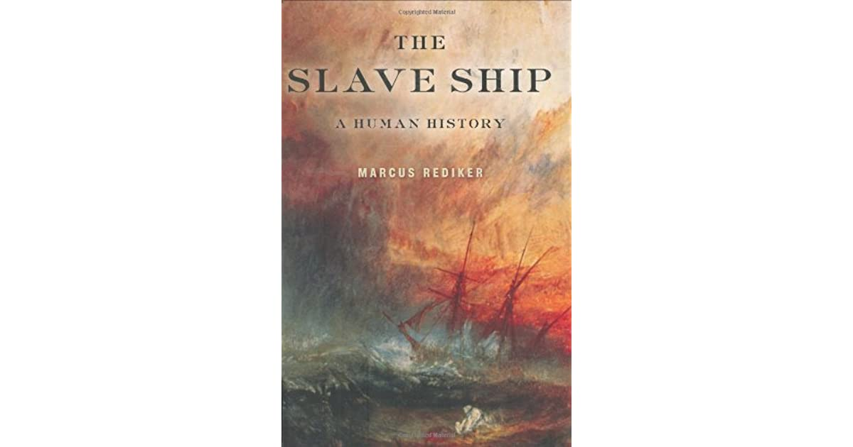 the horrors of a slave ship