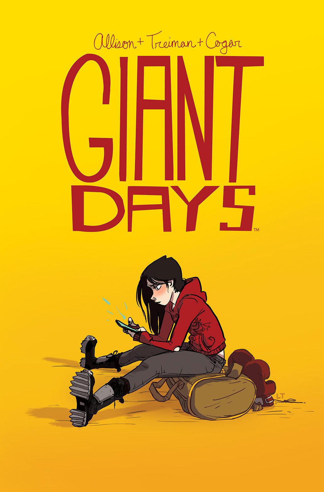 Giant Days, Vol. 1