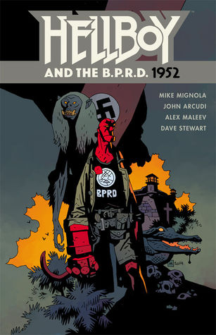 Hellboy and the B.P.R.D., Vol. 1: 1952